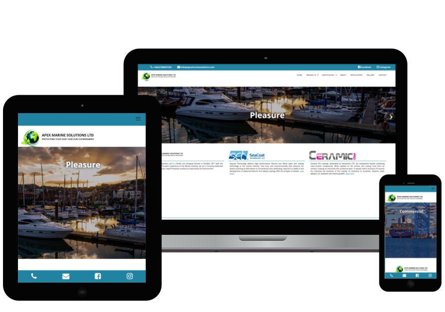 Apex Marine Solutions | Plexaweb