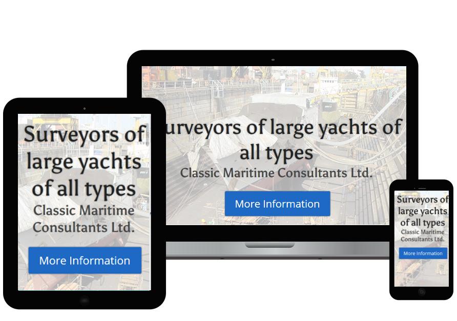 Classic Maritime Consultants Ltd | Web Design by Plexaweb