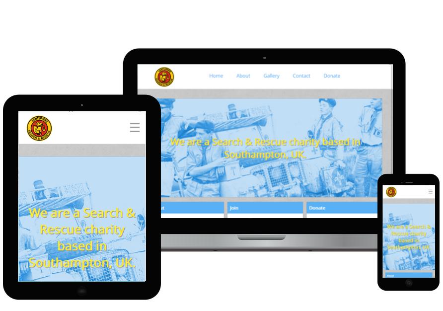 The Venturers | Web Design by Plexaweb