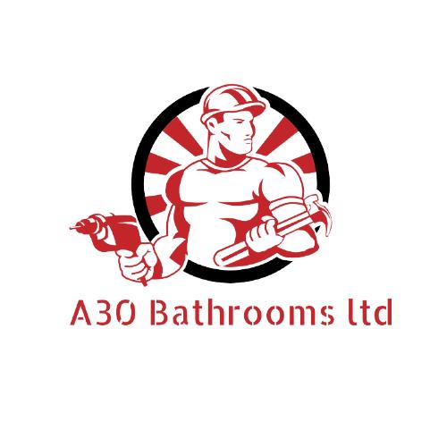 A30 Bathrooms | Website Design | Website Preview Image