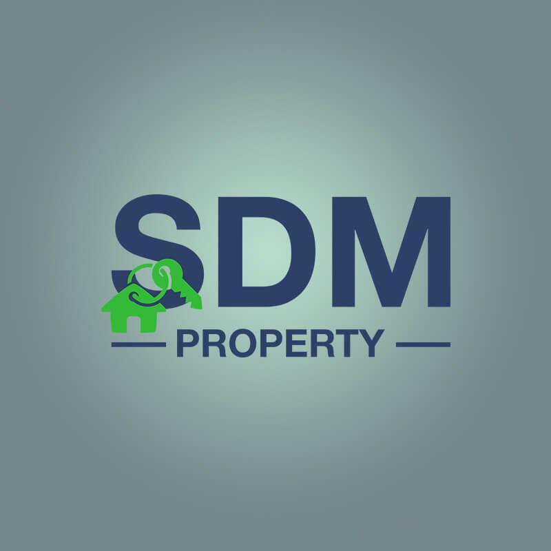 SDM Property | Website Design | Website Preview Image